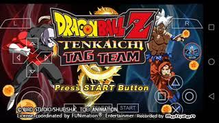 SAIU NOVO MOD😱!! Dragon Ball Z Tenkaichi Tag Team (Luta épica)