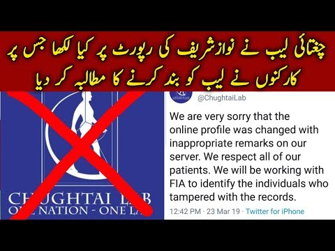 Latest News About Social Media Campaign On Chughtai Lab