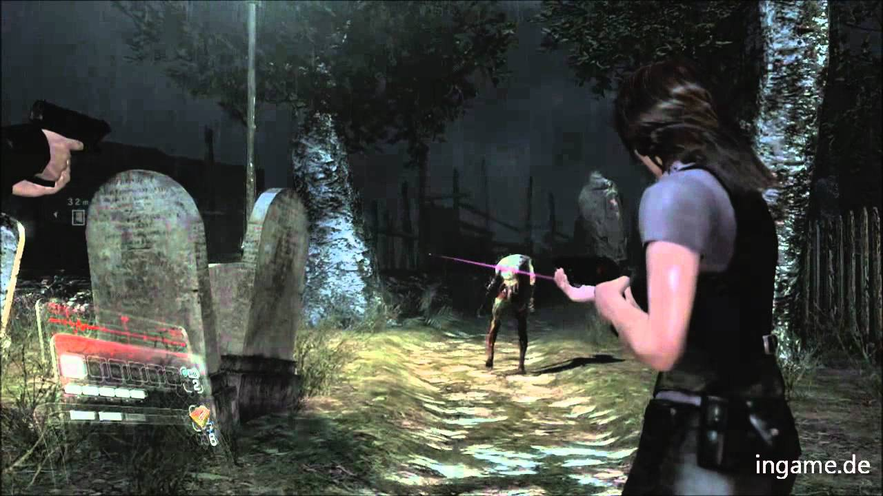 Resident Evil 6 Gameplay Leon Helena Chapter 2 Hd 720p Youtube