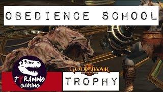 Obedience School Trophy | Tyranno