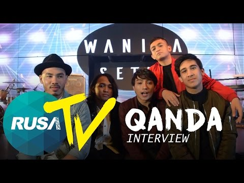 [RUSA TV] Interview with Qanda 2016