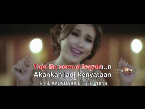 Ayu TingTing Suara Hati  karaoke HD (official video)