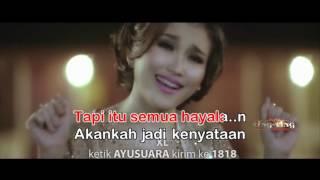 Ayu TingTing Suara Hati  karaoke HD (official video) - Stafaband