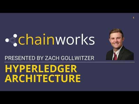 Fundamentals of Hyperledger Architecture