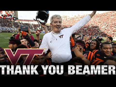 Frank Beamer: A Video Tribute to A Legendary Coach - #ThanksFrank