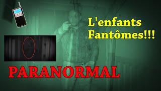 Lieux Hantés: Paranormal Fantôme