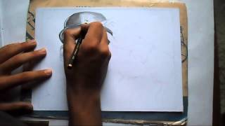 hamza artist drawing wiz khalifa