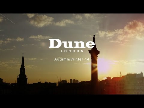 Dune London AW14 Trailer
