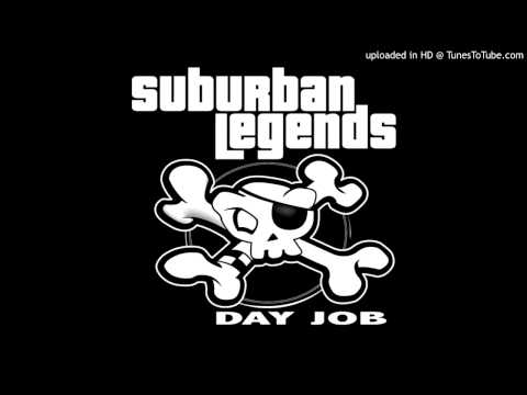 Can't Stop It (feat. Lyrics Born) - Suburban Legends