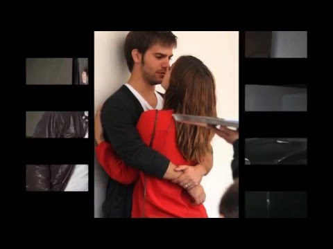 marc clotet  with his Girlfriend