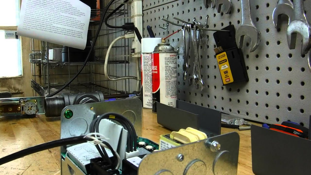 Aquastat Setup Instructions Youtube Honeywell L7224 Wiring Diagram