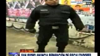 San Isidro anuncia separación de fiscalizadores