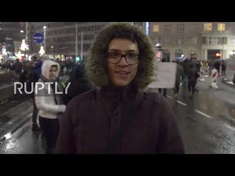 Serbia: Thousands brave cold for fifth week of anti-govt protest in Belgrade