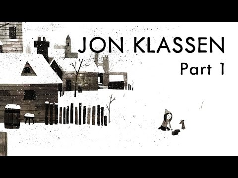 Learning Your Strengths and Weakness: Jon Klassen Interview P.1