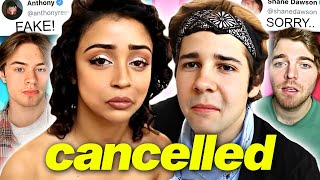David & Liza GETS CANCELLED For THIS?! Anthony Reeves APOLOGIZES For Dark Past, Shane Dawson EXPOSED