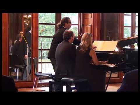 Franz Schubert: Fantasie f-moll D 940, Violina Petrychenko, Jeremias Mameghani