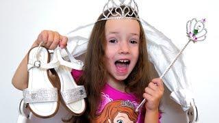Ulya wants to be a Disney Princess
