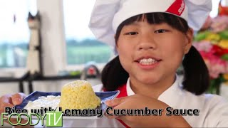 Cook Time With Remmi - S2 Ep.7 - Rice With Lemony Cucumber Sauce