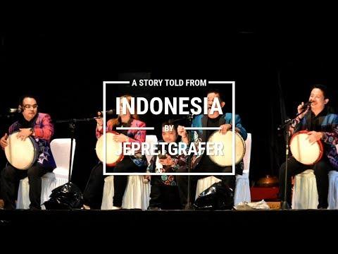 Madihin John Tralala 2018 - Banua Arts & Culture Night, Taman Budaya Kalimantan Selatan