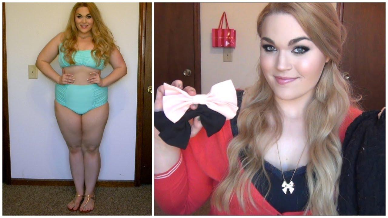 c84fcf1036d48 Forever21 Haul ♡ Plus-Size Bikini   More! - YouTube