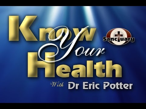 Dr Eric Potter Know Your Health Sanctuary Medical Care MTHFR enzyme and Health Disorders