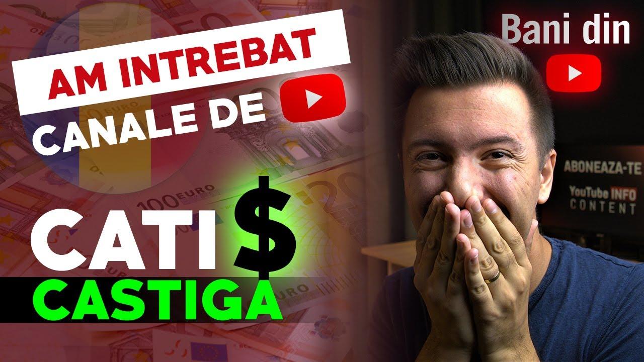 câți bani puteți face pe youtube 2021