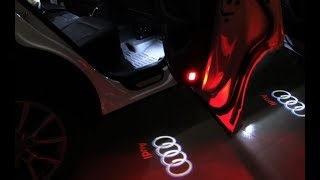 Audi Ghost/ Courtesy Light install
