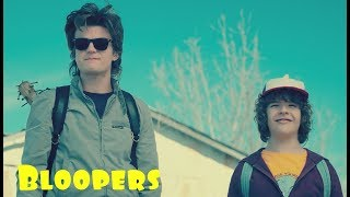 Stranger Things - Bloopers and Funny Moments