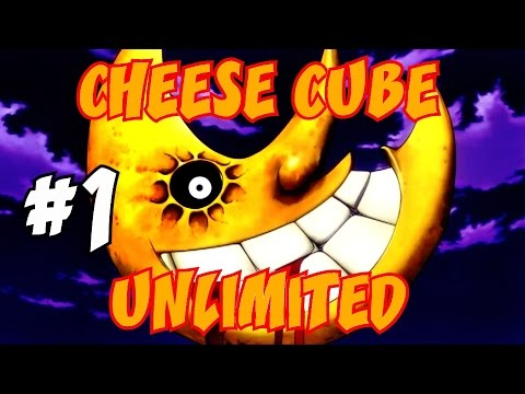 CHEESE CUBE UNLIMITED: The CHEESIEST Zombie Experience! [1] ★ (CoD Custom Zombies Maps/Mods)