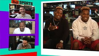 Jermall Charlo Says He Used to Whoop Brother Jermell Charlo's A** | TMZ Sports