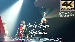 Lady gaga - applause live from joanne tour omaha, ne