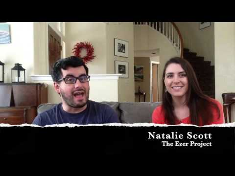 How's Your Prayer Life: Natalie Scott of The Ezer Project