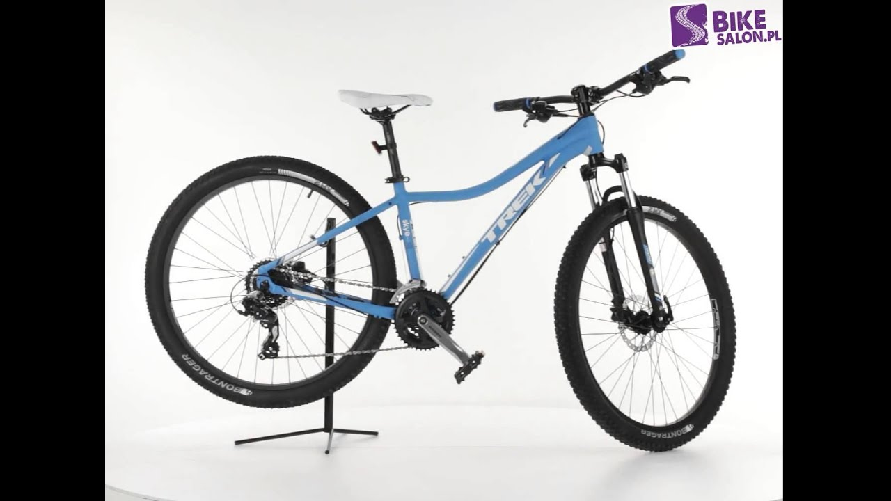 Trek Skye SLX Disc 2015 - YouTube