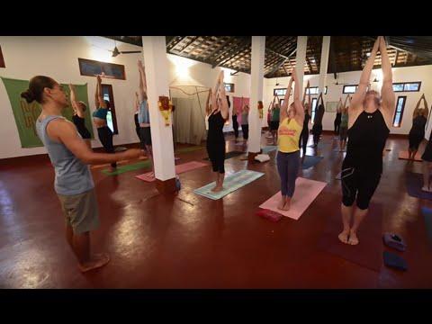 Ashtanga Yoga - Led Primary Series Class with Petri Räisänen