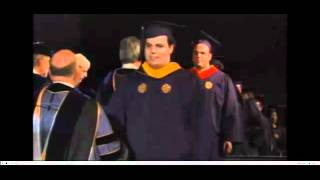 Drexel University graduation - Film & Video students