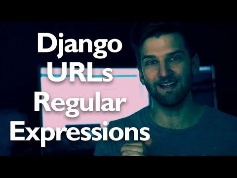 How Django URLs work with Regular Expressions