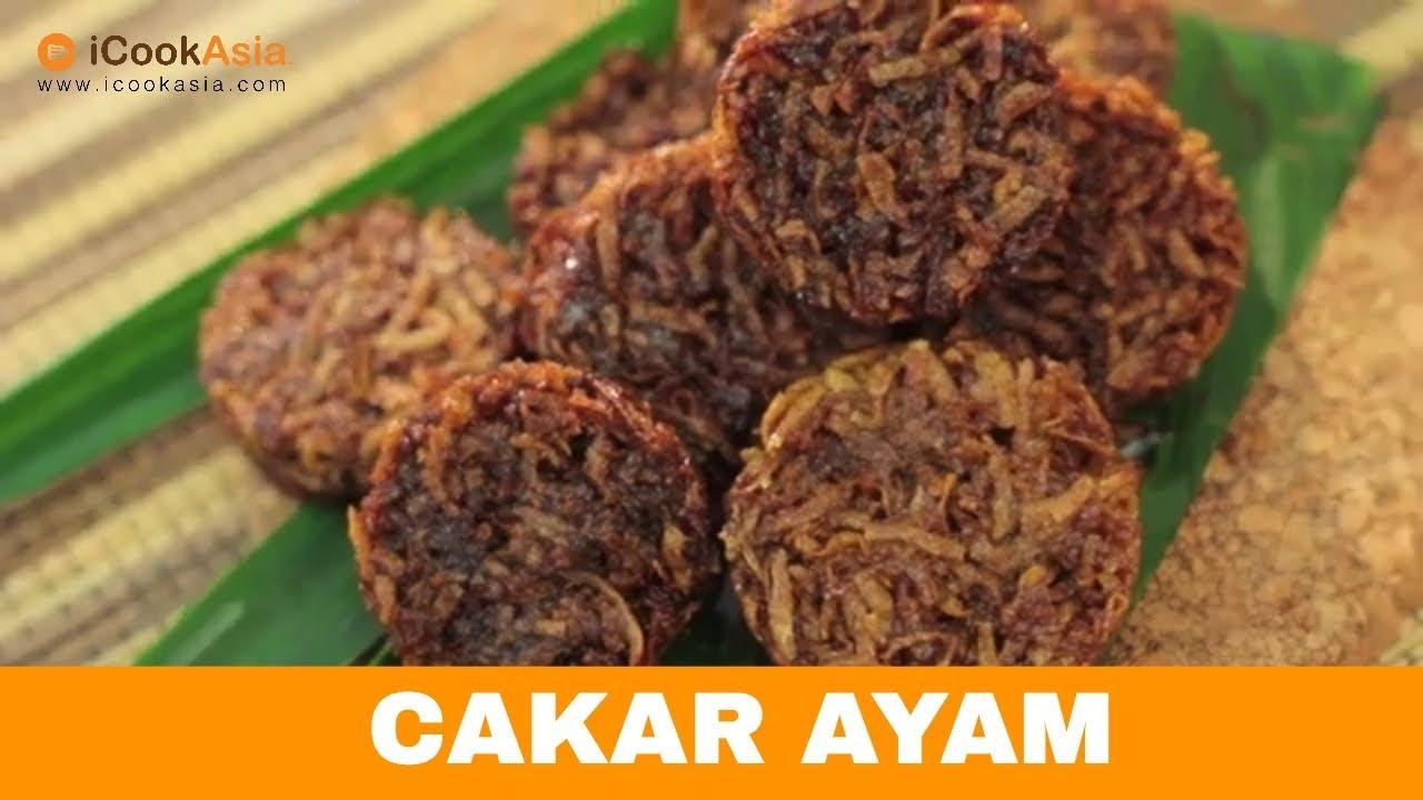 Resepi Kuih Cakar Ayam | Try Masak | iCookAsia - YouTube
