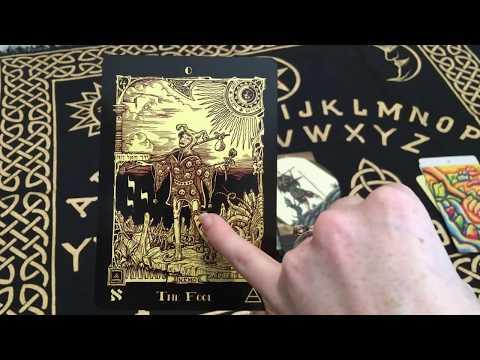 14. Parade of Fools (My Tarot Collection)