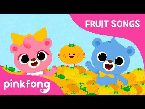 Orange-O O Orange! | Fruit Song | Pinkfong Songs for Children