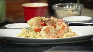 Mass Appeal Shrimp Scampi With Angel Hair Pasta