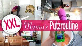 Putzroutine im Mama Alltag | Aufräumen & Haushalt | Tipps & Tricks | Cleaning | Rebekka