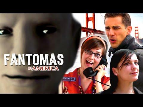 FANTOMAS IN AMERICA - film complet en français (comédie, action, aventure)
