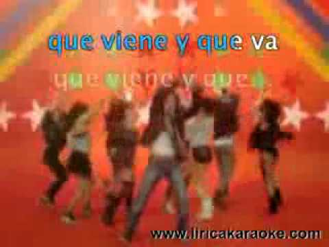 Waving Flag   David Bisbal  Knaan  KARAOKE Mundial Sudafrica 2010 VIDEO OFFICIAL FIFA 2010