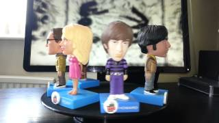 The Big Bang Theory - Funko Bobble Head's