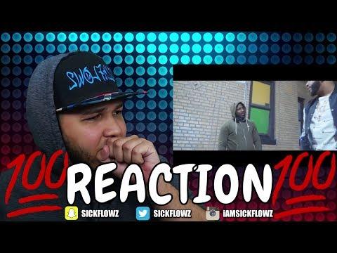 J-Jon - Mask Off (Freestyle) REACTION!!