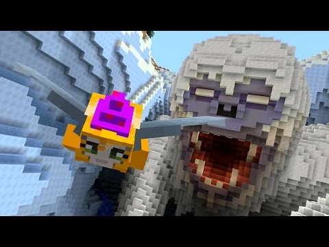 Minecraft - New Glide Map - Yeti