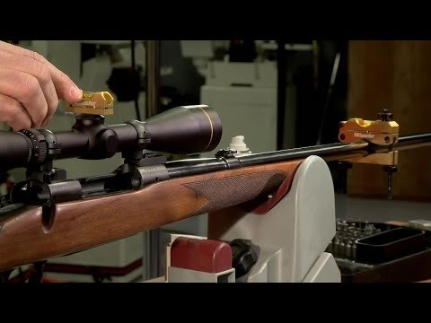 Gunsmithing - How to Properly Mount a Scope Presented by Larry Potterfield of MidwayUSA