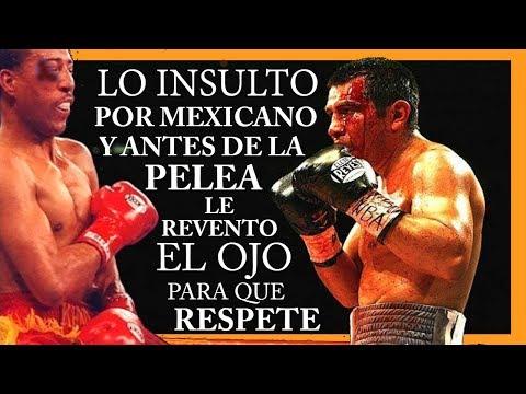 Peleaba solo contra los Mejores, no Importando el Dinero | Marco Antonio Barrera HISTORIA | Boxeo