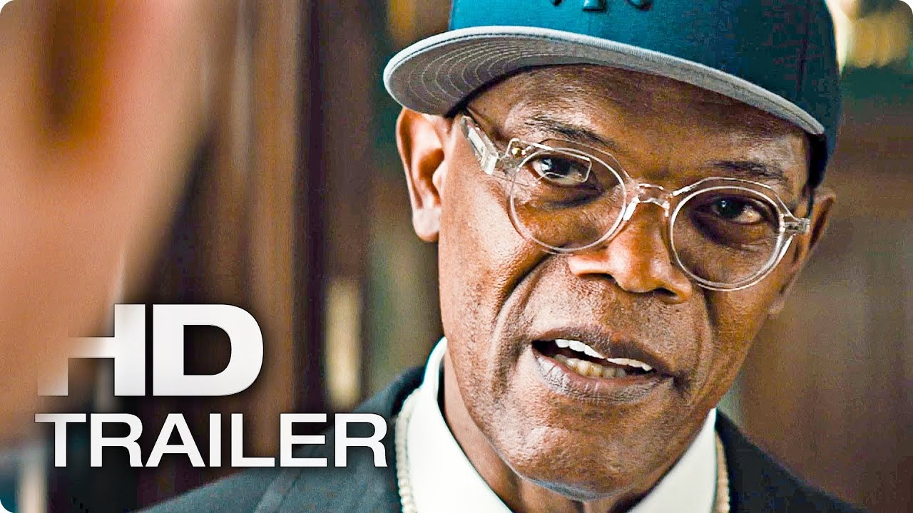 Kingsman Trailer