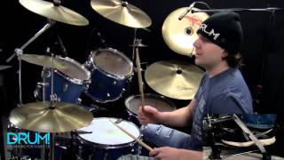 """Drum Lesson: How To Play """"Waratorium"""" By Tomahawk"""